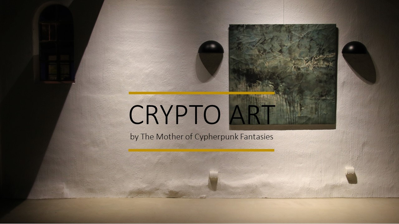 crypto art, Österlen